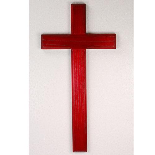 "10"" Cherry Cross"