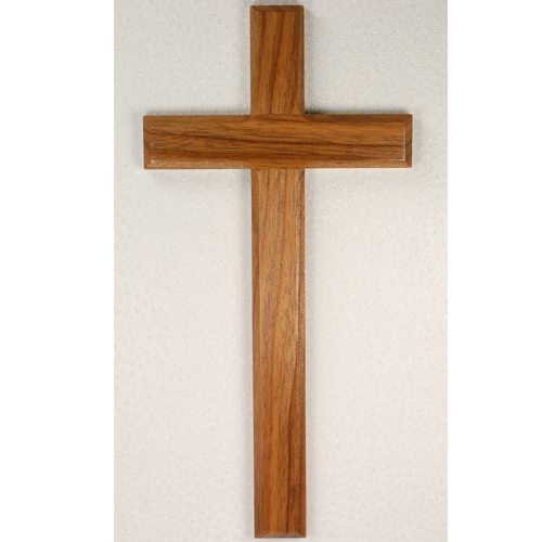 "10"" Walnut Cross"