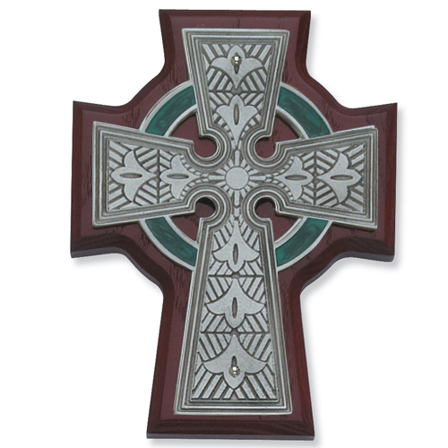 "5 1/2"" Cherry Celtic Cross"