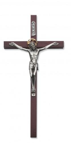 "10"" Cherry Crucifix"