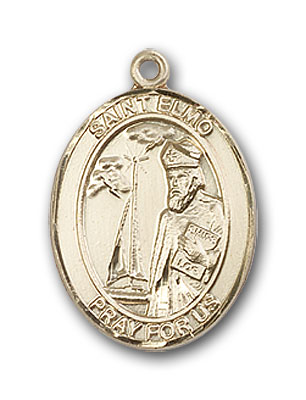 Gold-Filled St. Elmo Pendant
