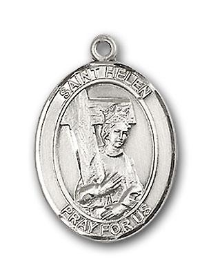 Sterling Silver St. Helen Pendant