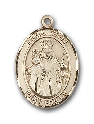Gold-Filled Maria Stein Pendant