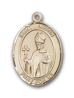 Gold-Filled St. Austin Pendant