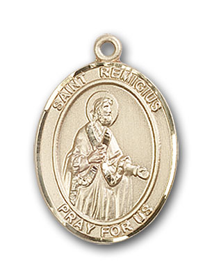 Gold-Filled St. Remigius of Reims Pendant