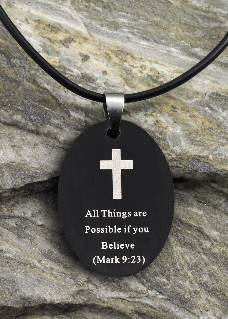All Things are Possible (Mark)