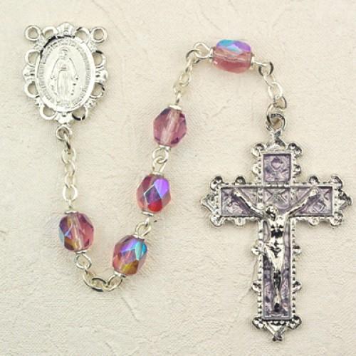 6MM Amethyst Rosary