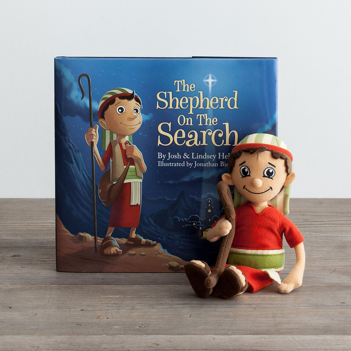 The Shepherd On The Search - Advent Activity & Calendar Gift Set