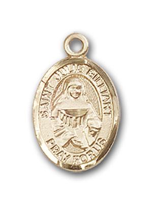 Gold-Filled St. Julie Billiart Pendant