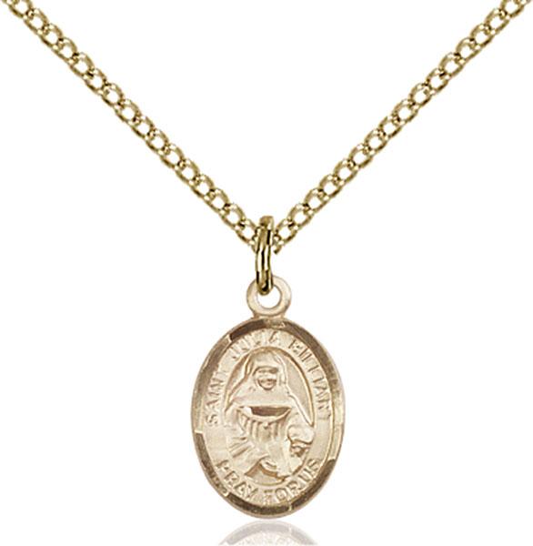 Gold-Filled St. Julia Billiart Pendant