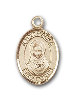Gold-Filled St. Rafta Pendant