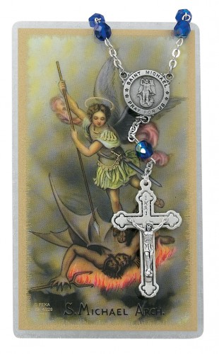 St Michael Auto Rosary/Prayer
