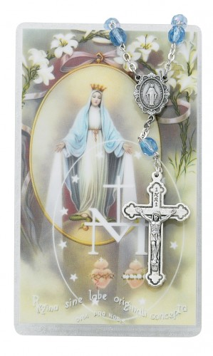 Miraculous Auto Rosary/Prayer