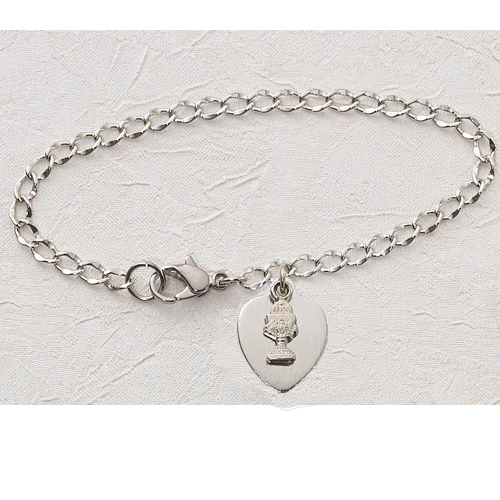 "6 1/2"" Chalice Charm Bracelet"