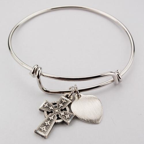 Adult Pewter Celtic Cross