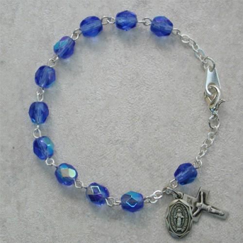 "6 1/2"" Zircon Bracelet"