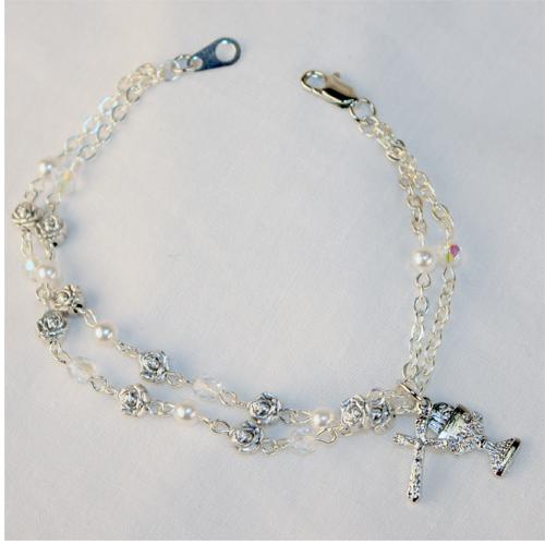 "6 1/2"" Pearl Bracelet"