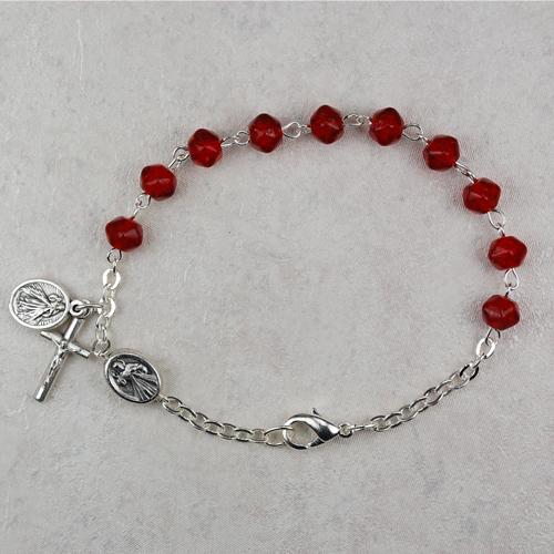 "7 1/2"" Divine Mercy Bracelet"