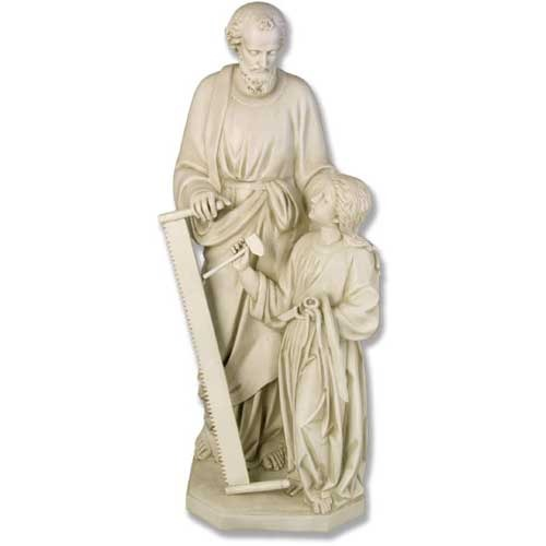 Joseph & Child with Tools 55