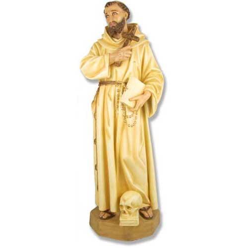 St Francis (Skull & Cross 63