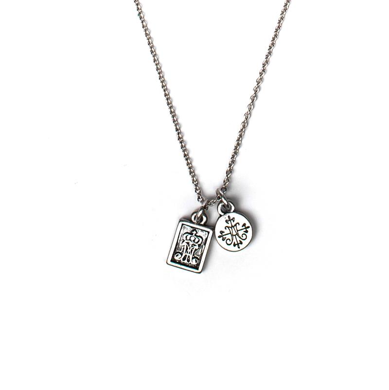 GARMENT OF GRACE PETITE Scapular Necklace