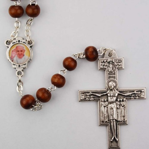 6MM Pope Francis Rosary