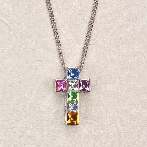 Multi Color Cross Carded