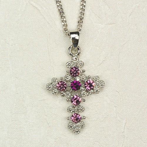 Purple Cross Carded
