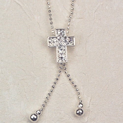 Crystal Cross Boxed
