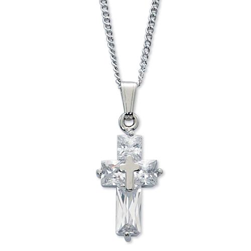 Cross In A Cross Communion