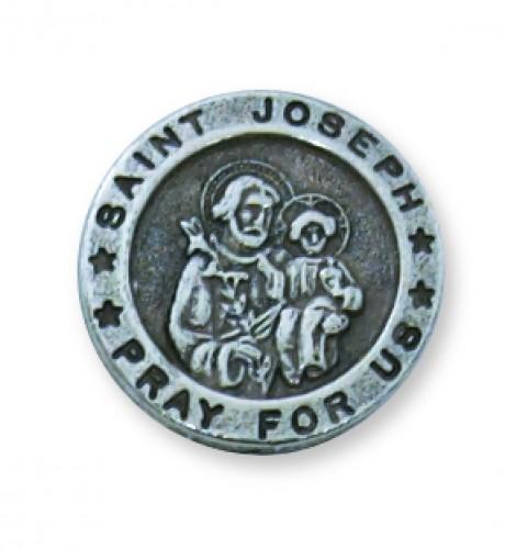 St Joseph Lapel Pin