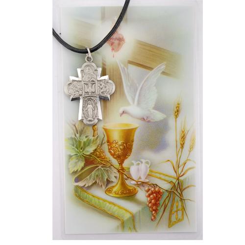 St. 4-Way Prayer Card Set