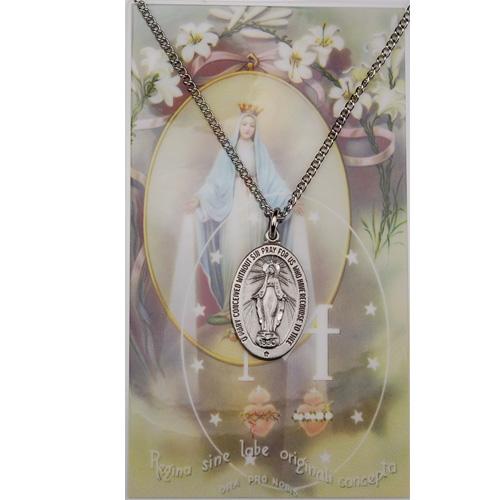 Miraculous Prayer Card Set