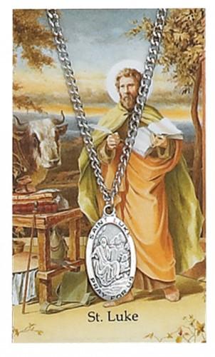 St Luke Prayer Card Set