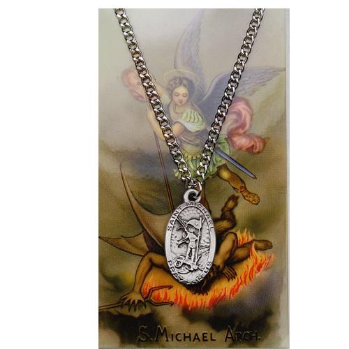 St Michael Prayer Card Set
