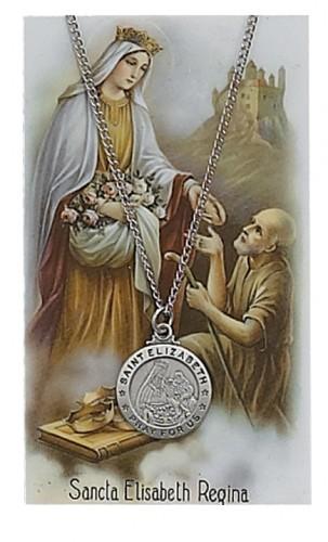 St Elizabeth Prayer Card Set