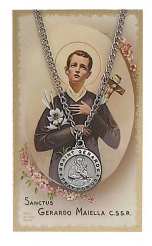 St Gerard Prayer Card Set