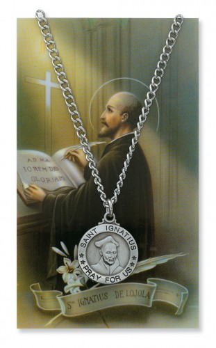 St Ignatius Prayer Card Set