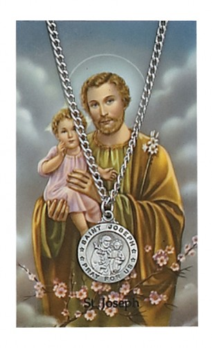St Joseph Prayer Card Set