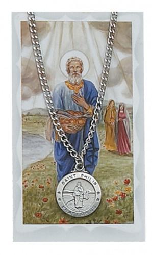 St Phillip Prayer Card Set