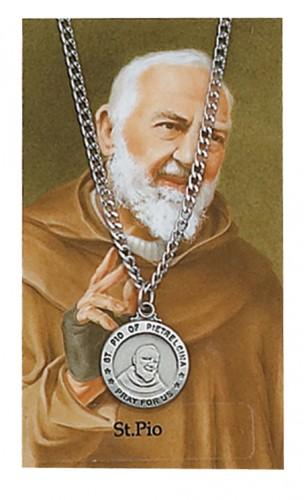 St Pio Prayer Card Set