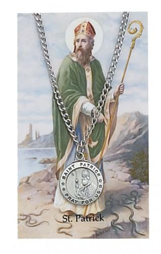 St Patrick Prayer Card Set
