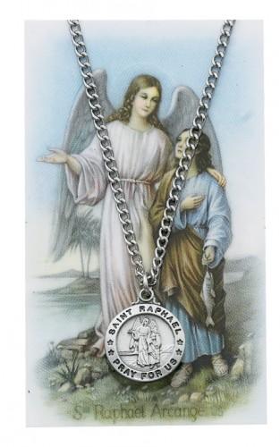 St Raphael Prayer Card Set
