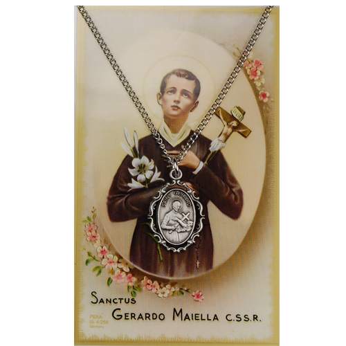 St Gerard Prayer Card Set
