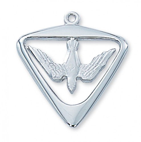 """Rf Holy Spirit with 24"""" Chain"""