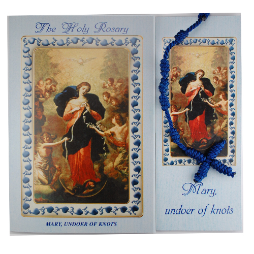 Mary, Undoer Of Knots Prayer S