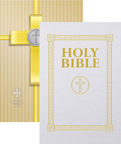 Douay-Rheims Bible (First Communion Gift)