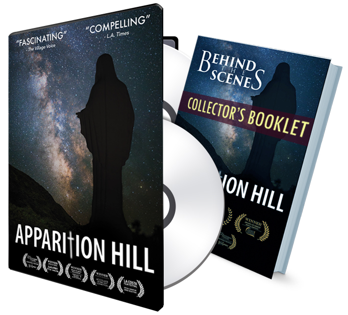 Apparition Hill DVDs