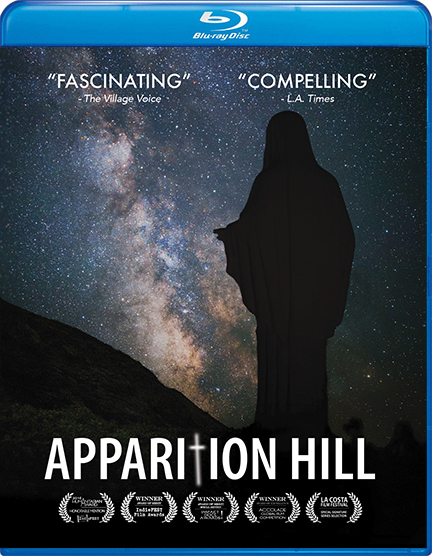 Apparition Hill Blu-Ray