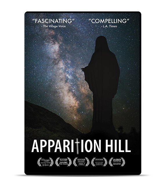 Apparition Hill DVD